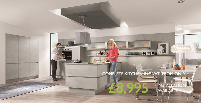 Eco German Kitchens Affordable German Quality Kitchens