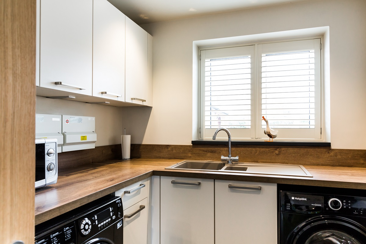 Maureen & Denis S., Stockbridge | Eco German Kitchens