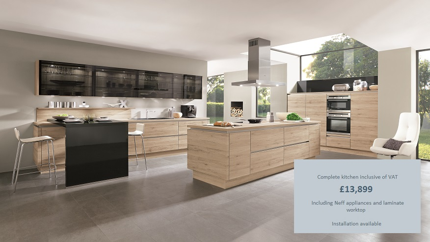 Eco german kitchens affordable german quality kitchens for German kitchen appliances manufacturers