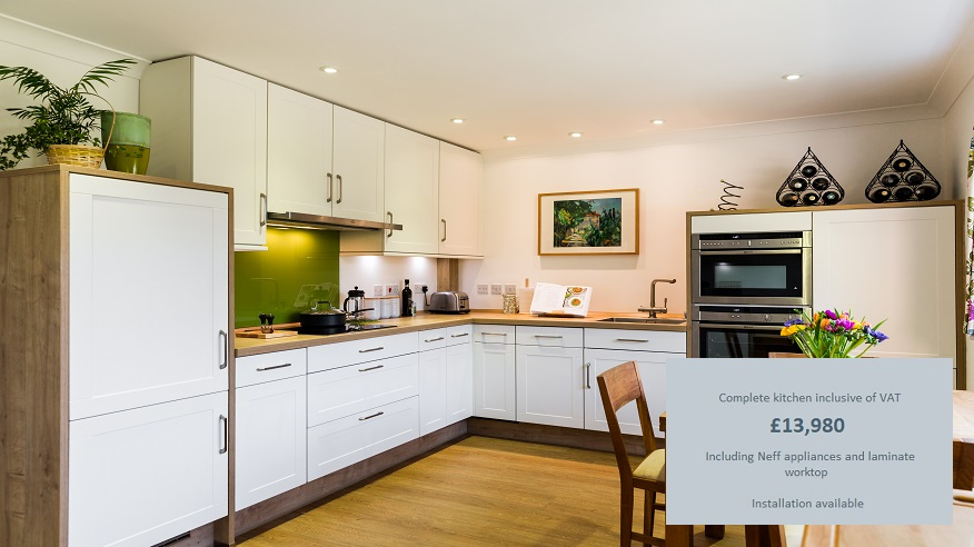 Eco German Kitchens | Affordable German Quality Kitchens